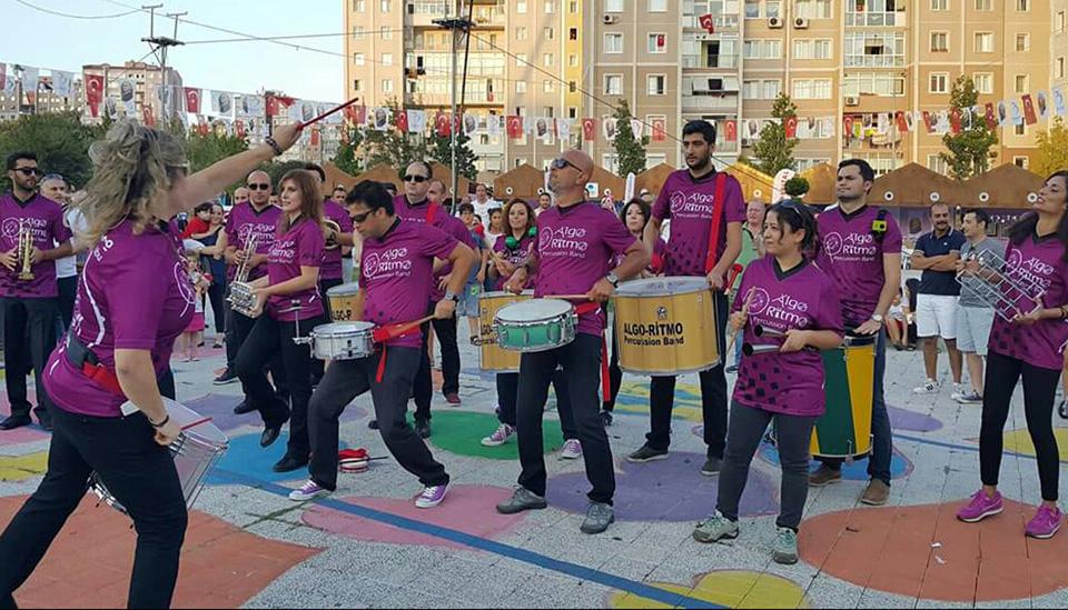 Brezilya Samba Perküsyon Band